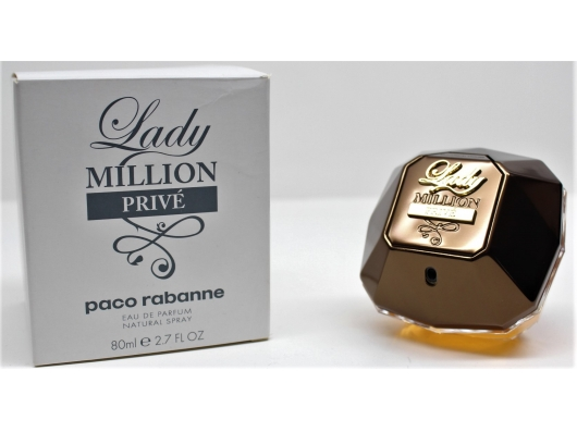 Zoom στο PACO RABANNE MILLION LADY PRIVE EDP 80ml SPR (NEW-tester)