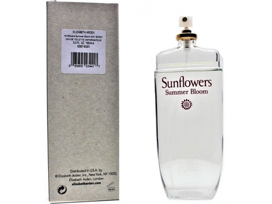 Zoom στο ELIZABETH ARDEN Sunflowers Summer Bloom EDT 100ml SPR (tester)