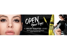 Zoom στο MAYBELLINE the Colossal Volum Express Spider Effect Mascara Black 9,5ml