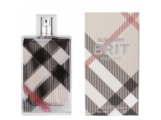 Zoom στο BURBERRY BRIT FOR HER EDP 100ml SPR (NEW EDITION)