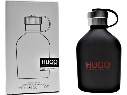 Zoom στο BOSS HUGO BOSS JUST DIFFERENT EDT 150ml SPR (tester)