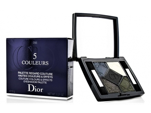 Zoom στο CHRISTIAN DIOR 5 COULEURS PALETTE REGARD COUTURE (ΠΑΛΕΤΑ ΣΚΙΩΝ 5 ΧΡΩΜΑΤΩΝ) 096-PIED-DE-POULE