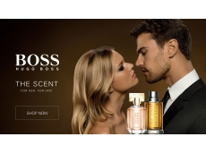 Zoom στο BOSS THE SCENT EDT 100ml SPR (GIFT SET - TRAVEL EDITION)