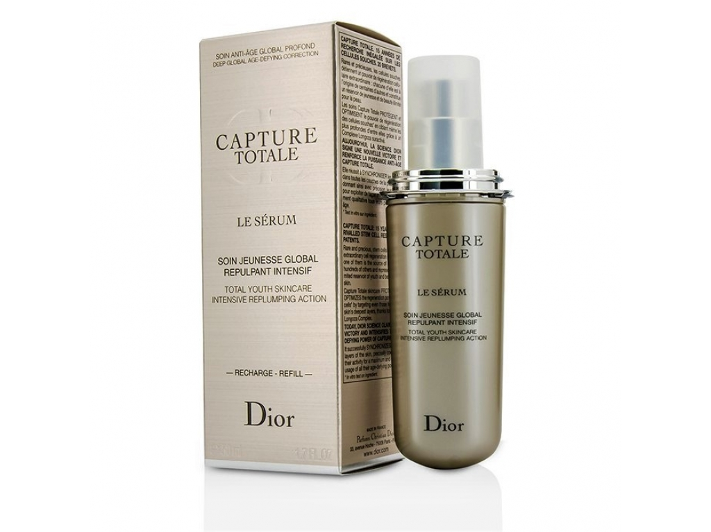 8f26a473ea Zoom στο CHRISTIAN Dior CAPTURE TOTALE LE SERUM TOTAL YOUTH SKINCARE 50ml  (REFILL)