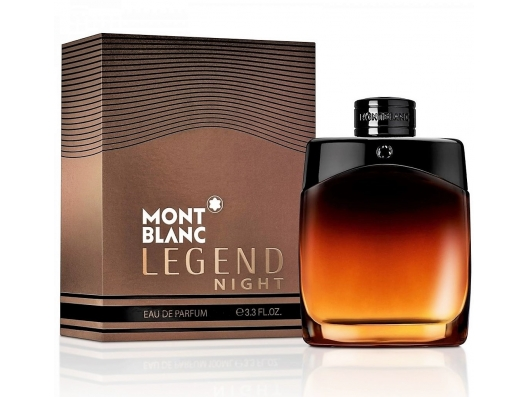 Zoom στο MONT BLANC LEGEND NIGHT EDP 50ml SPR