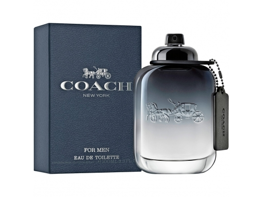 Zoom στο COACH NEW YORK FOR MEN EDT 100ml SPR