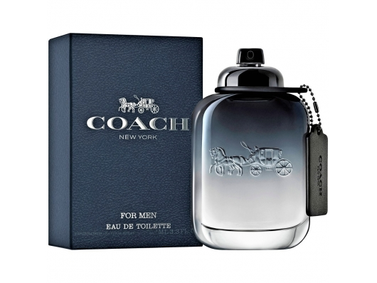 Zoom στο COACH NEW YORK FOR MEN EDT 40ml SPR