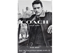 Zoom στο COACH NEW YORK FOR MEN AFTER SHAVE BALM 150ml