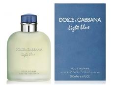 Zoom στο DOLCE & GABBANA LIGHT BLUE POUR HOMME EDT 200ml SPR (KING SIZE)