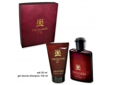 Zoom στο TRUSSARDI UOMO THE RED (NEW) EDT 100ml SPR (GIFT SET)