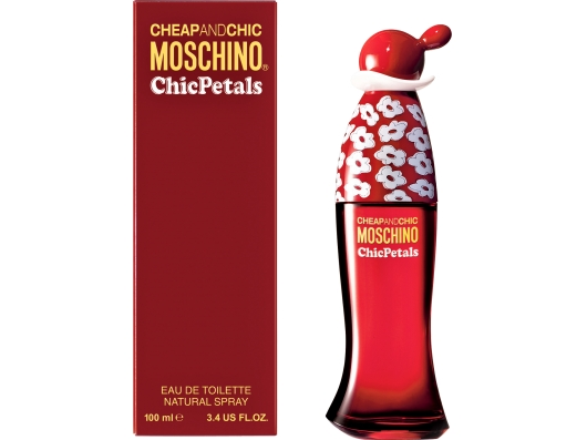 Zoom στο MOSCHINO CHEAP AND CHIC Chic Petals 100ml SPR
