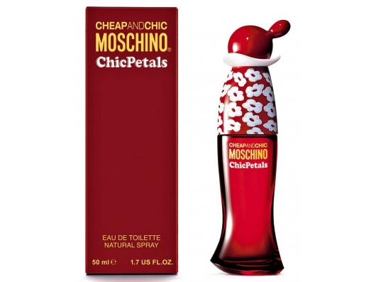 Zoom στο MOSCHINO CHEAP AND CHIC Chic Petals 50ml SPR