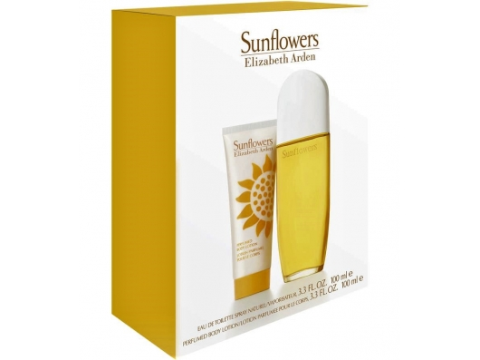 Zoom στο ELIZABETH ARDEN SUNFLOWERS EDT 100ml SPR (GIFT SET)