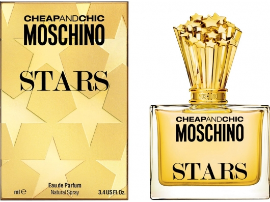 Zoom στο MOSCHINO STARS EDP 50ml SPR