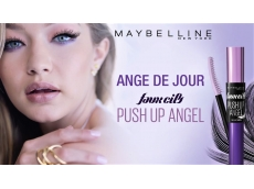 Zoom στο MAYBELLINE THE FALSIES PUSH UP ANGEL MASCARA VERY BLACK 9,5ml