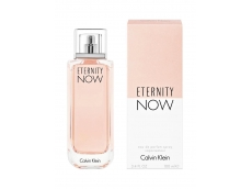 Zoom στο CALVIN KLEIN ETERNITY NOW EDP 100ml SPR (new edition)