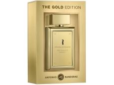 Zoom στο ANTONIO BANDERAS THE GOLDEN SECRET EDT 100ml SPR (THE GOLD EDITION)