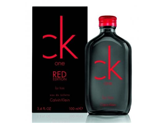 Zoom στο CALVIN KLEIN (CK) ONE RED FOR HIM EDT 100ml SPR