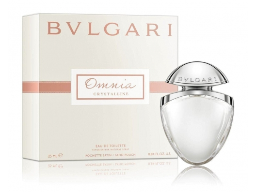 Zoom στο BVLGARI OMNIA CRYSTALLINE THE JEWEL CHARMS COLLECTION EDT 25ml SPR