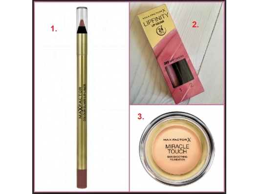 Zoom στο MAX FACTOR 3 PIECES (GIFT PACK) No.7