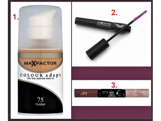 Zoom στο MAX FACTOR 3 PIECES (GIFT PACK) No.10