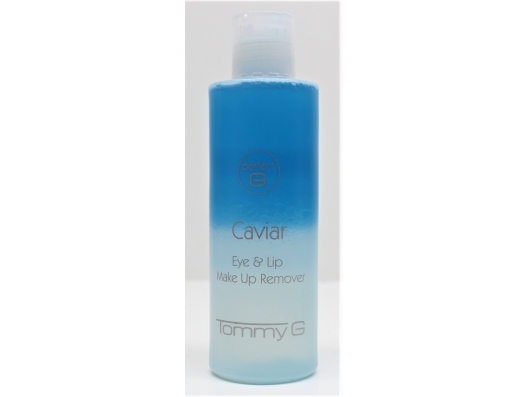 Zoom στο TOMMY G Caviar Eye & Lip Make Up Remover 200ml