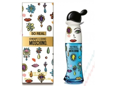 Zoom στο MOSCHINO CHEAP AND CHIC SO REAL EDT 30ml SPR