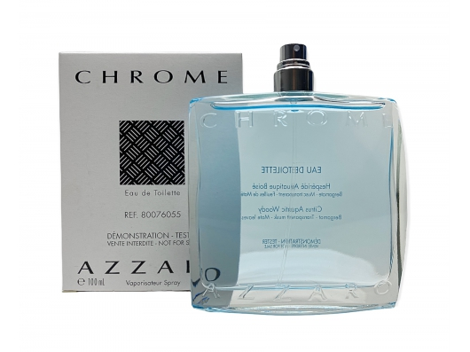 Zoom στο AZZARO CHROME EDT 100ml SPR (tester)