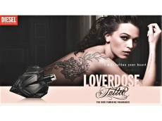 Zoom στο DIESEL LOVEDOSE tatoo EDP 75ml SPR (tester)