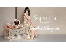 Zoom στο FERRAGAMO Signorina Eleganza EDP 100ml SPR (tester)