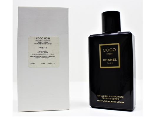 Zoom στο CHANEL COCO NOIR BODY LOTION 200ml (tester)