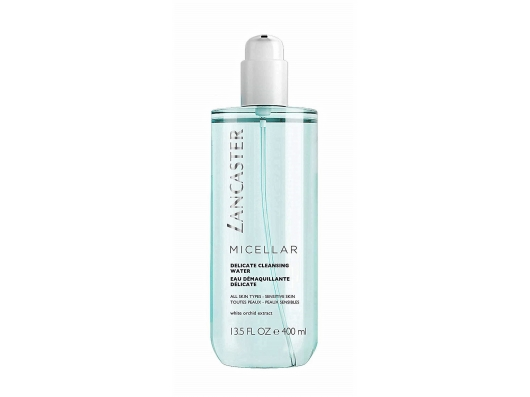 Zoom στο LANCASTER MICELLAR DELICATE CLEANSING WATER 400ml (ALL SKIN TYPES-SENSITIVE SKIN)