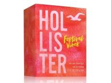 Zoom στο HOLLISTER Festival Vibes FOR HER EDP 50ml SPR