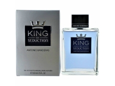 Zoom στο ANTONIO BANDERAS KING of SEDUCTION EDT 200ml SPR (KING SIZE)