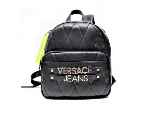 Zoom στο VERSACE JEANS E1VSBBL2 899 BLACK