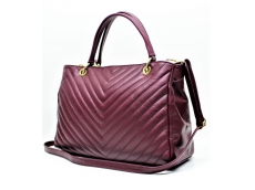 Zoom στο LAURA BIAGIOTTI GOLD BG18W 020 01 BORDO (REAL LEATHER)