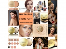 Zoom στο MAX FACTOR CREME PUFF PRESSED POWDER 41 MEDIUM BEIGH 21gr