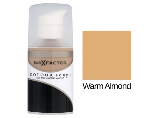 Zoom στο MAX FACTOR COLOUR ADAPT MAKE UP No 45 Warm Almond 34ml