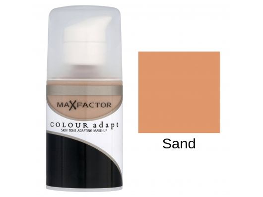 Zoom στο MAX FACTOR COLOUR ADAPT MAKE UP No 60 Sand 34ml