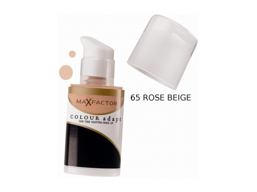 Zoom στο MAX FACTOR COLOUR ADAPT MAKE UP No 65 Rose Beigh 34ml