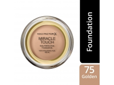 Zoom στο MAX FACTOR MIRACLE TOUCH SKIN PERFECTING FOUNDATION 075 GOLDEN 11.5gr