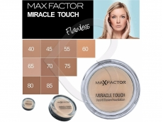 Zoom στο MAX FACTOR MIRACLE TOUCH MAKE UP ROSE BEIGH No 065 11.5gr