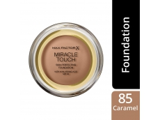 Zoom στο MAX FACTOR MIRACLE TOUCH SKIN PERFECTING FOUNDATION No 85 CARAMEL 11.5gr