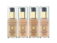 Zoom στο MAX FACTOR FACEFINITY ALL DAY FLAWLESS 3 IN 1 FOUNDATION SPF 20 NUDE  No 47  30ml