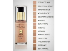Zoom στο MAX FACTOR FACEFINITY ALL DAY FLAWLESS 3 IN 1 FOUNDATION SPF 20 WARM NUDE No 48 30ml