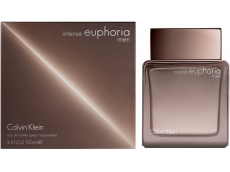 Zoom στο CALVIN KLEIN (CK) intense EUPHORIA Men EDT 100ml SPR