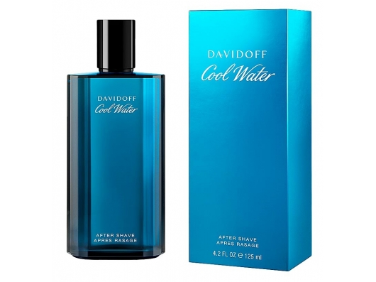 Zoom στο DAVIDOFF COOL WATER FOR MEN AFTER SHAVE 125ml