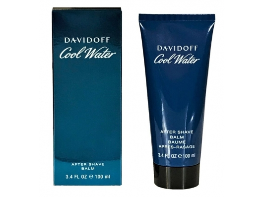 Zoom στο DAVIDOFF COOL WATER FOR MEN AFTER SHAVE BALM 100ml SPR