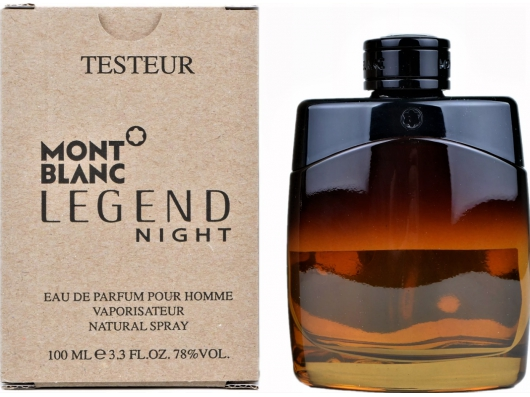 Zoom στο MONT BLANC LEGEND NIGHT EDP 100ml SPR (tester)