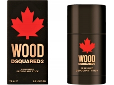 Zoom στο DSQUARED WOOD POUR HOMME DEODORANT STICK 75ml